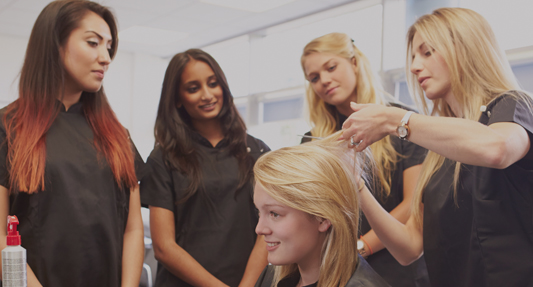 Training in Cosmetology for a Bright Future