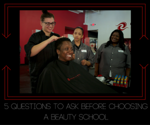 5 Questions to Ask Before Choosing a Beauty School
