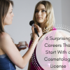 6 Surprising Careers That Start With a Cosmetology License